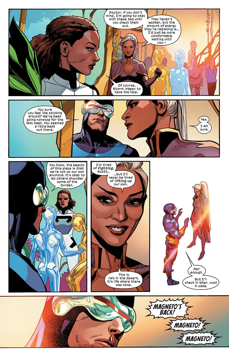 X-Men-1-018_First Issue Recensioni