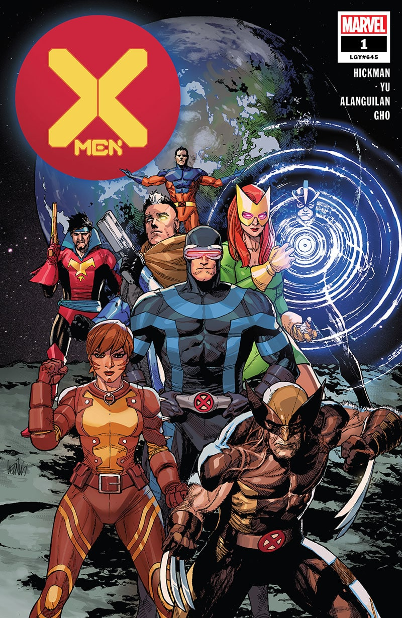 X-Men_1_cover_First Issue Recensioni