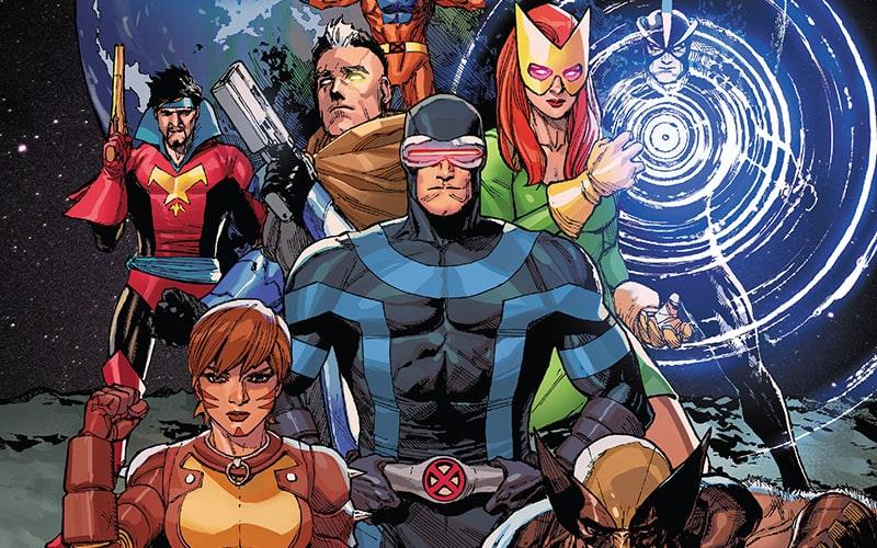 L'alba mutante di Hickman: X-Men #1