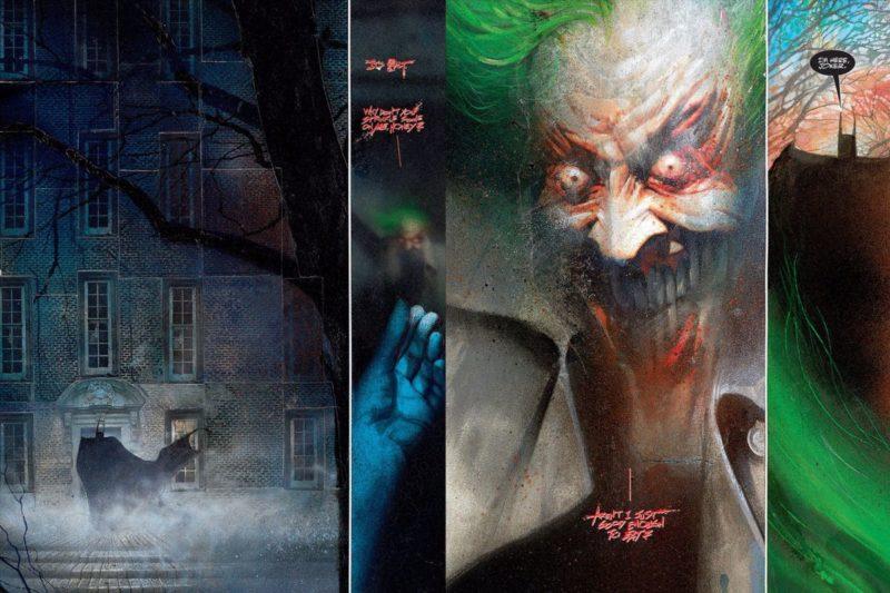E11: Joker, tanto bello che lo mangerei