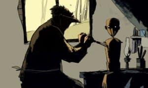 Anteprima Bugs Comics: Geppetto – Storia di un padre (Fumasoli, Dossena, Segala)