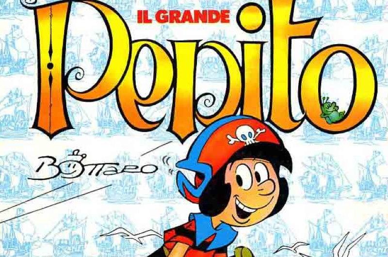 Luciano Bottaro – Il grande Pepito