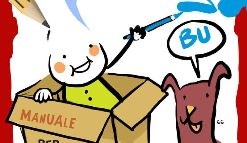 """""""Io Fumetto… e tu?"""" il nuovo manuale ComicOut per bambini"""