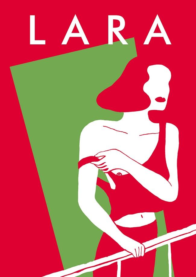 """""""Lara"""" di Ida Cordaro presentato in anteprima a Lucca Comics and Games 2019"""