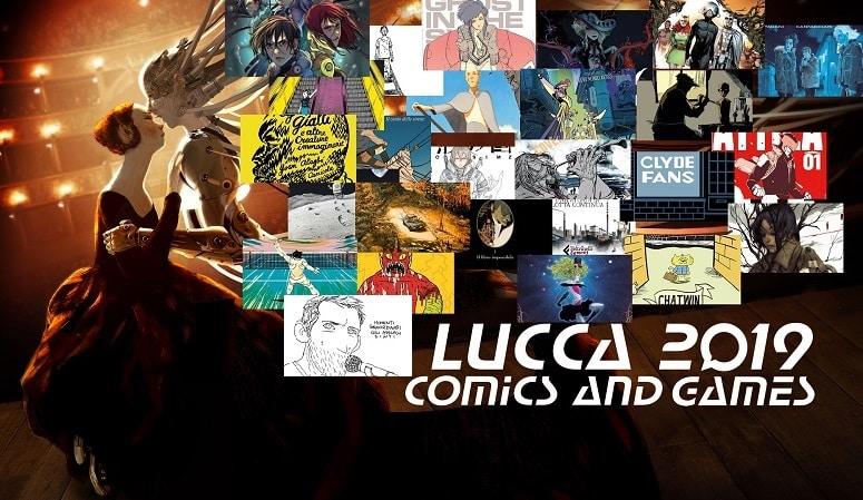 Lo Spazio Bianco consiglia: speciale Lucca Comics and Games 2019