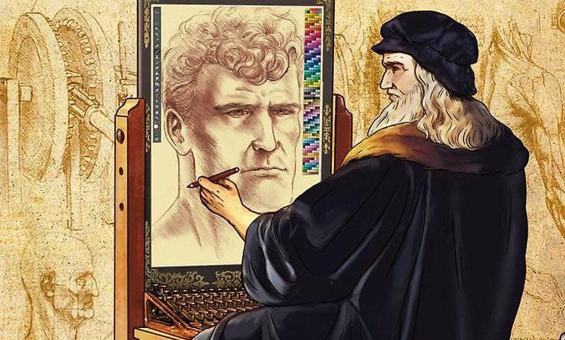 Martin Mystére presenta Leonardo, genio dell'impossibile