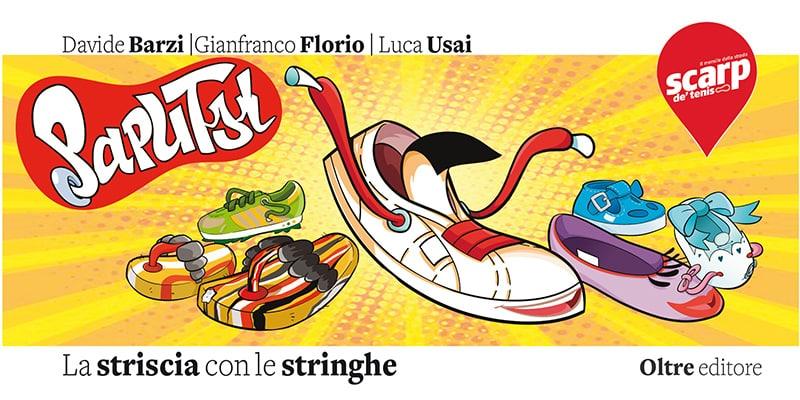 Paputsi, la striscia con le stringhe a Lucca Comics 2019