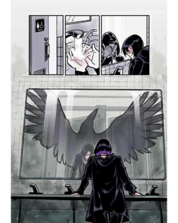 Di scuola, sentimenti e corvi: Raven per giovani lettori_Recensioni