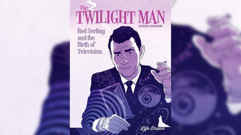 Twilight Man, graphic novel su Rod Serling