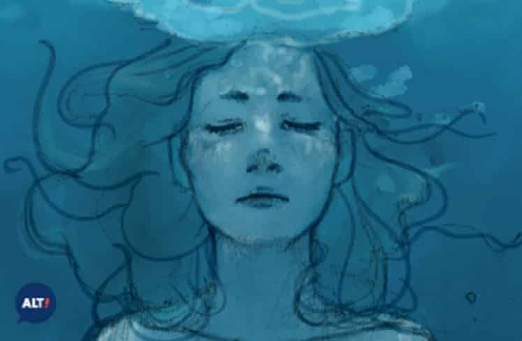 Anteprima ALT! Comics: Underwater (Alice Marchi)