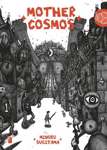"Edizioni Star Comics presenta: ""Mother Cosmos"", volume unico di Minoru Sugiyama"