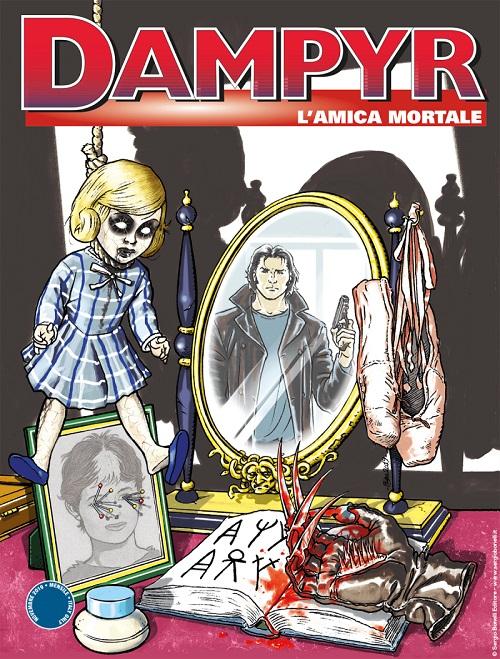 Dampyr #236 - L'amica mortale (Giusfredi, Fortunato)_BreVisioni