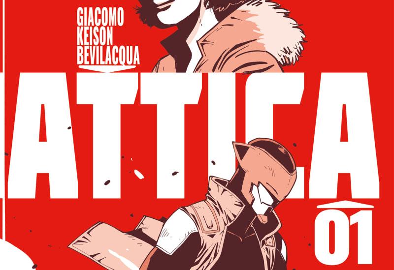 """SBE presenta """"Attica"""" di Giacomo Keison Bevilacqua"""