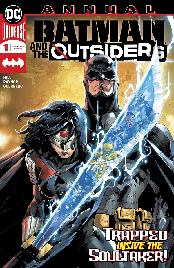 Batman and the Outsiders Annual 1