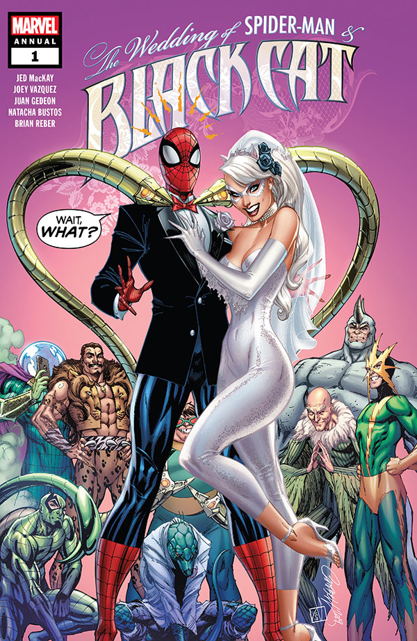 Black Cat Annual 1