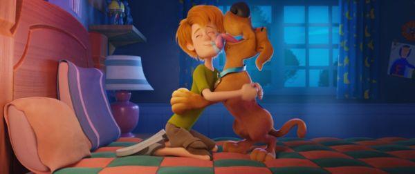 Il ritorno d Scooby-Doo, Black Adam sfida Avatar_Nuvole di celluloide