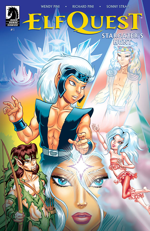 Elfquest - Stargazer's Hunt 1
