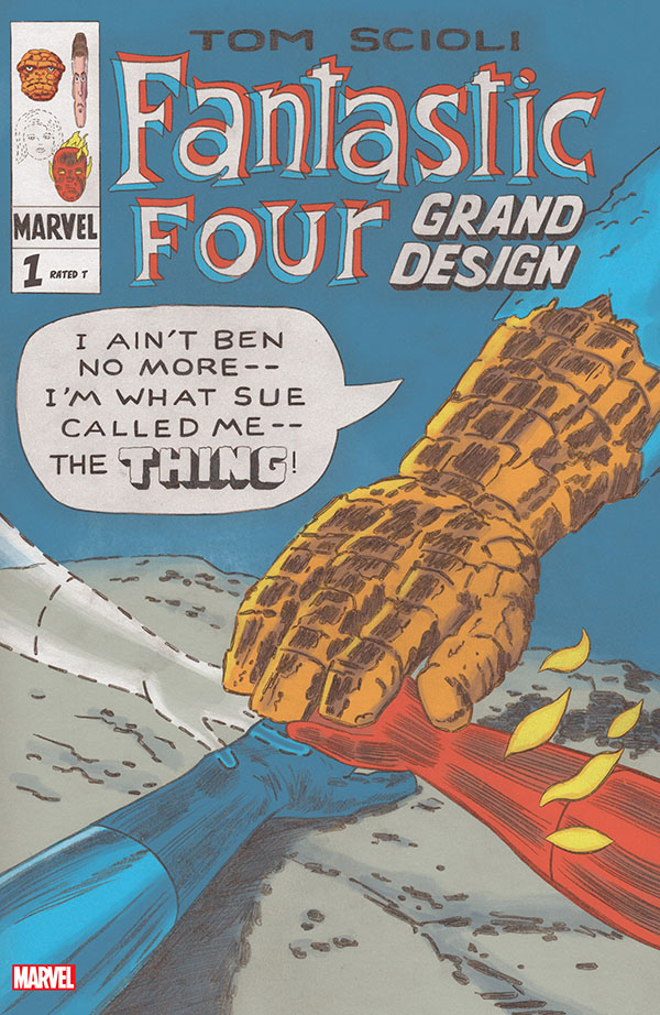 Fantastic Four - Grand Design 1