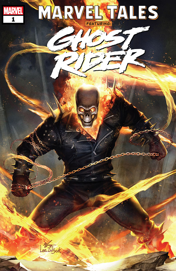 Marvel Tales - Ghost Rider 1