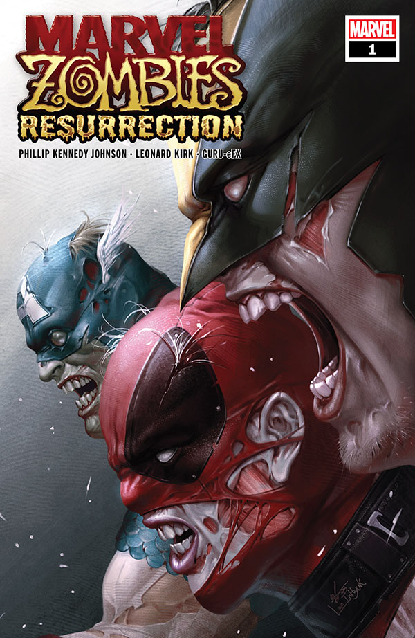 Marvel Zombies - Resurrection 1