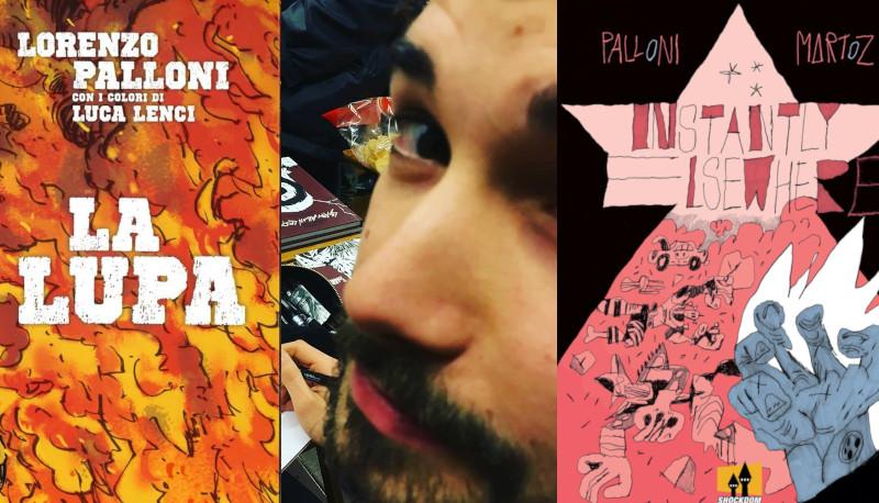 Professione autore, senza compromessi: intervista a Lorenzo Palloni