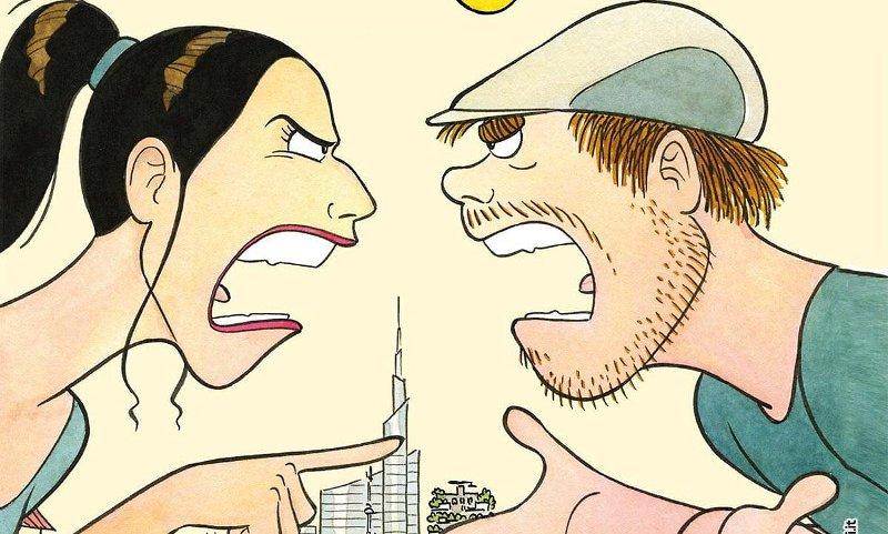 Faraci e Ziche: quei due sui Navigli