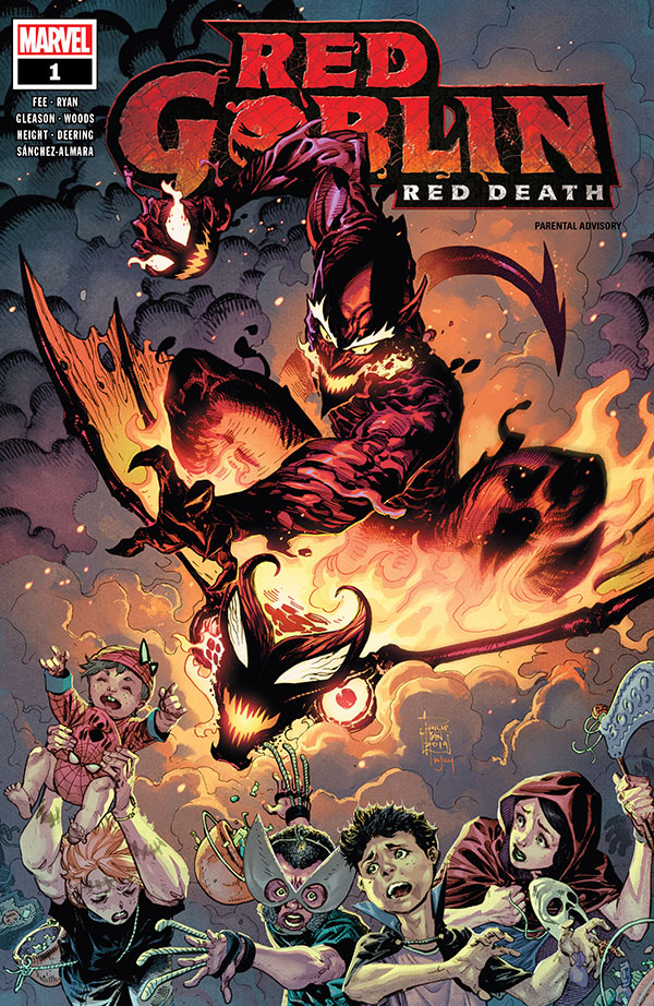 Red Goblin - Red Death 1