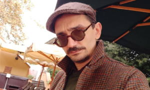 Roberto Recchioni Lucca Comics 2019