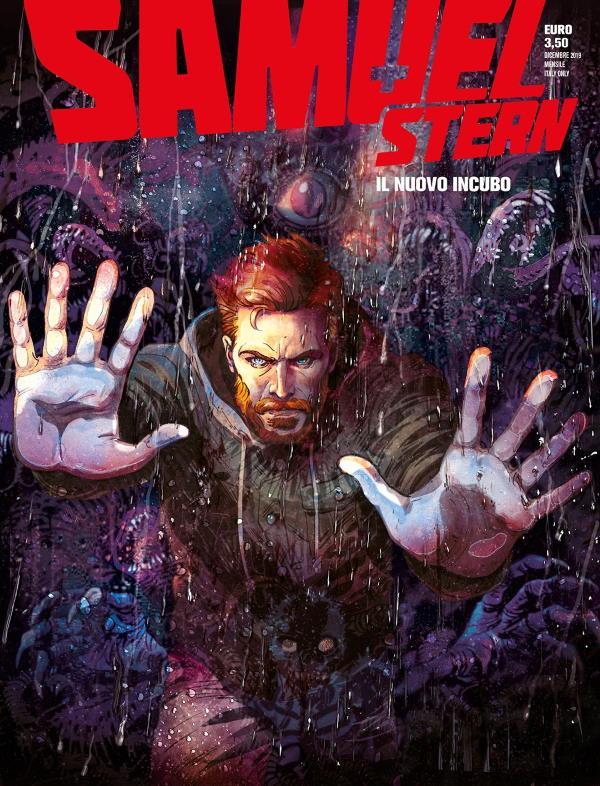 Samuel Stern: un nuovo horror a fumetti è possibile?_Recensioni