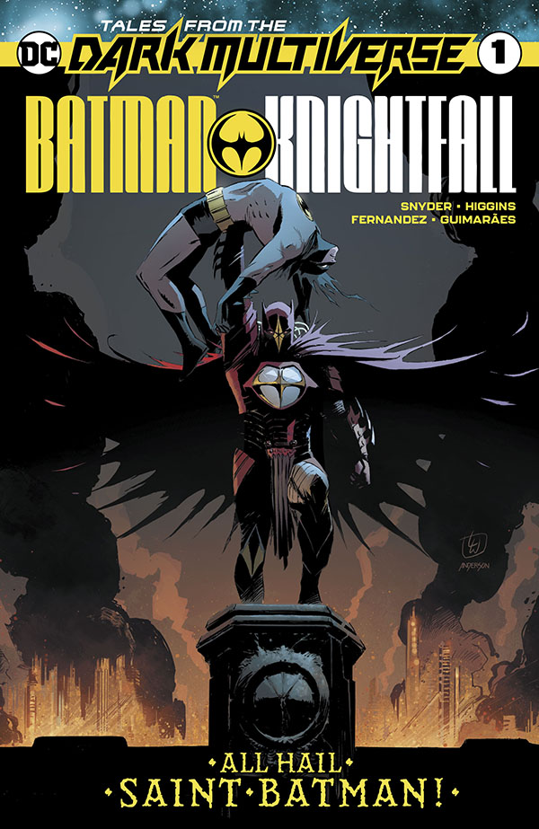 Tales from the Dark Multiverse - Batman Knightfall 1