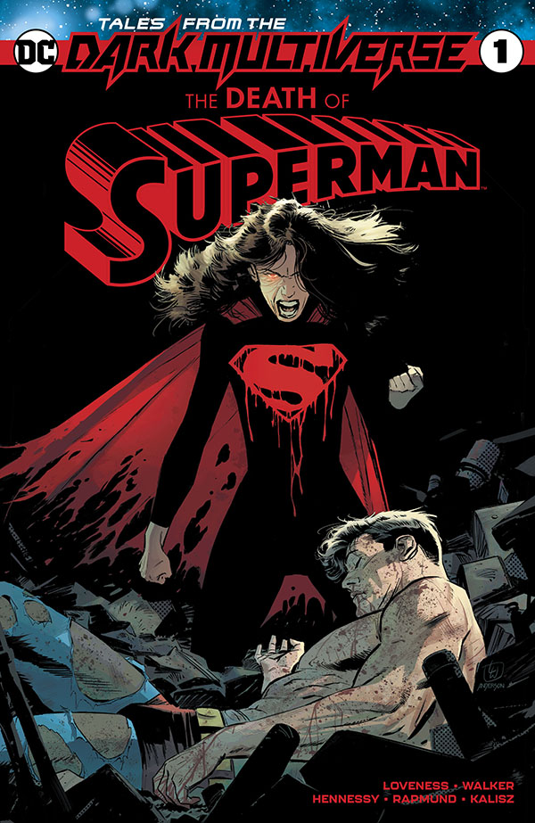 Tales from the Dark Multiverse - Death of Superman 1