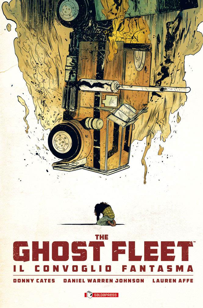 E' uscito The Ghost Fleet di Donny Cates e Daniel Warren Johnson