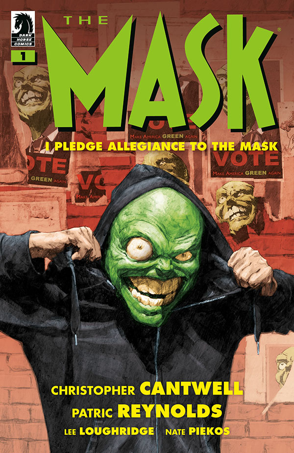The Mask - I Pledge Allegiance to the Mask 1