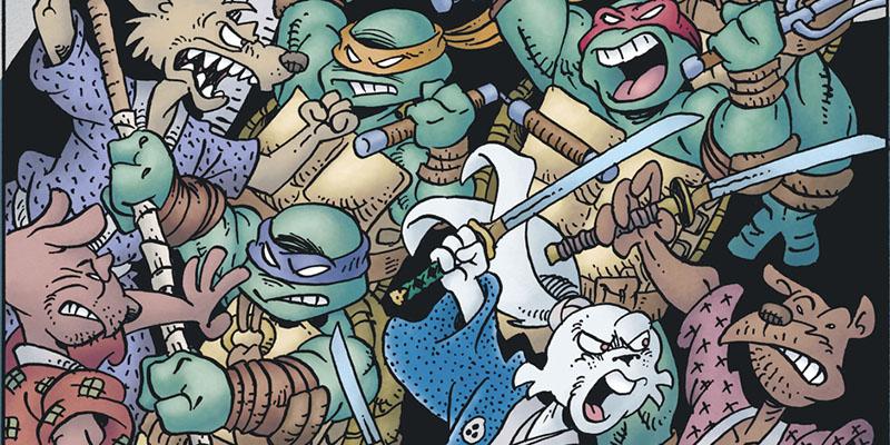 Stan Sakai: un ronin alla corte del fumetto americano_Interviste