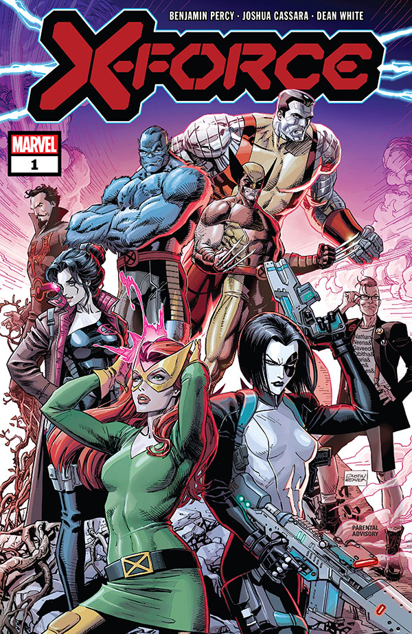First Issue #57: arrivano la Legione e i Nuovi Mutanti_First Issue