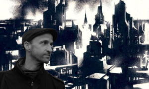 The dream is mightier than the gravity – Danijel Zezelj