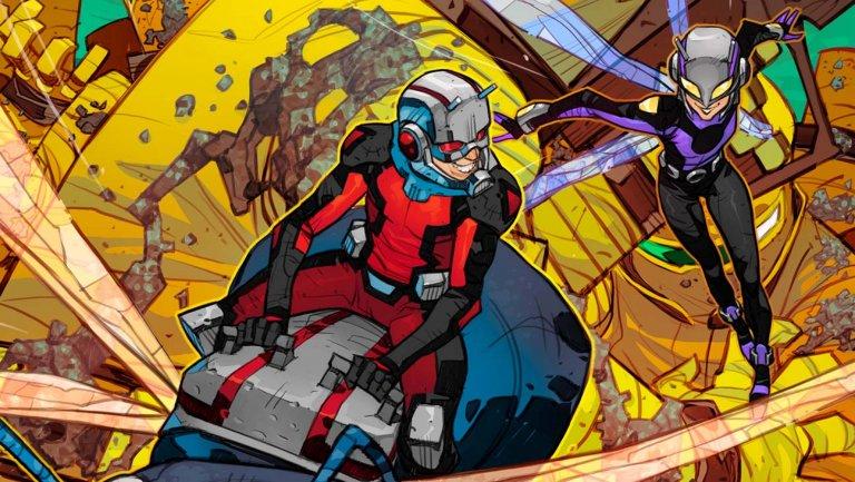 Marvel lancia nuova serie di Ant-Man