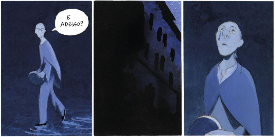 """Anteprima di """"Celestia"""", il ritorno al fumetto di Manuele Fior"""