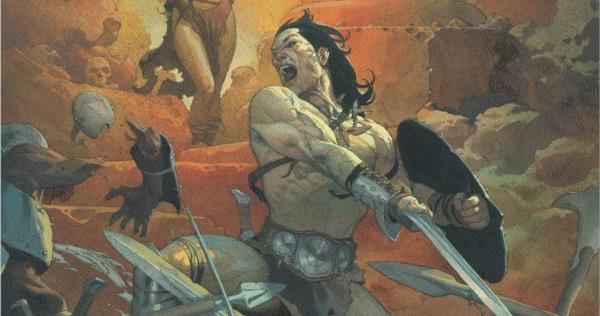 Netflix mette in cantiere serie tv su Conan il Barbaro