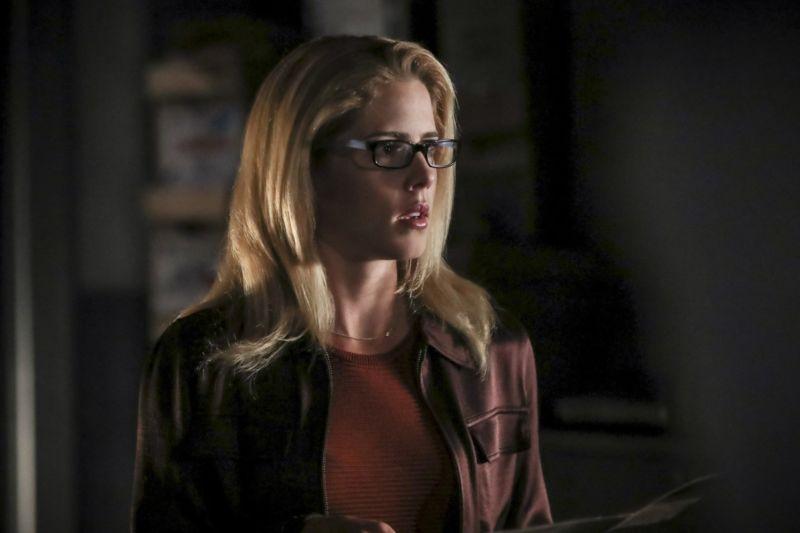 Arrow: Emily Bett Rickards ritorna per il finale della serie