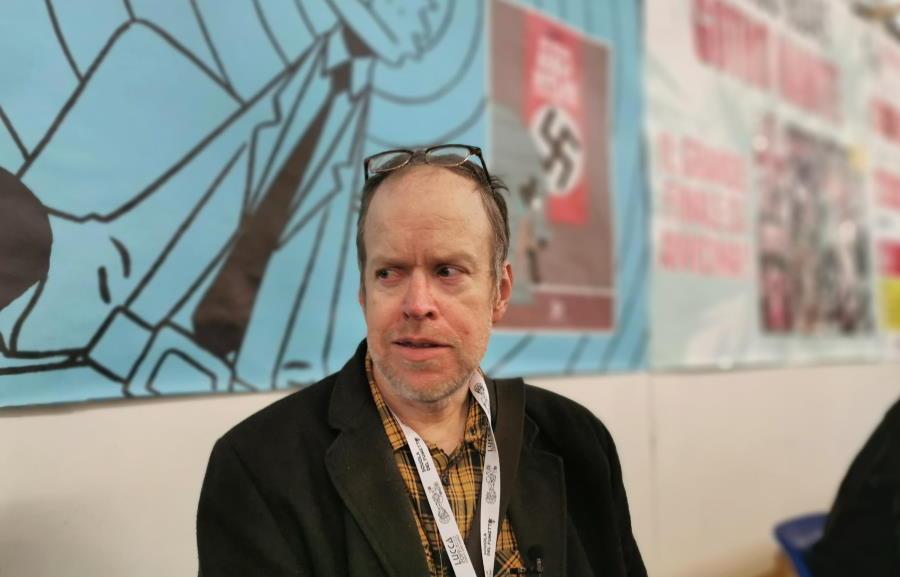 Silenzio a fumetti: intervista a Jason