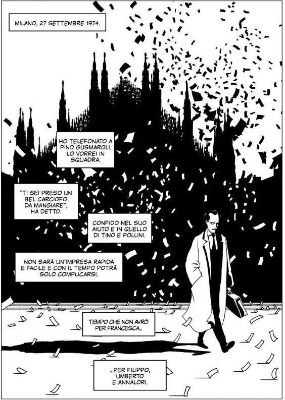 Giorgio Ambrosoli: la scelta di un eroe borghese_Recensioni