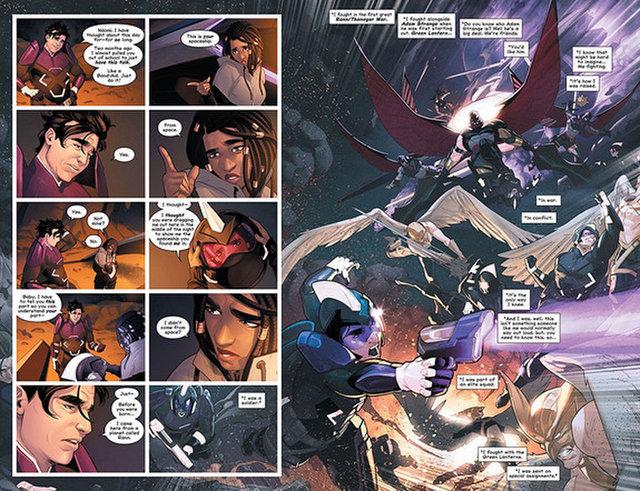 Wonder Comics: Naomi (Bendis, Walker, Campbell)_BreVisioni