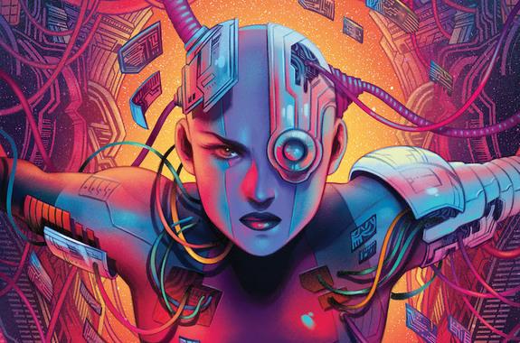 Marvel lancia serie limitata con Nebula protagonista