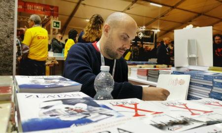 paolo castaldi lucca comics 2019