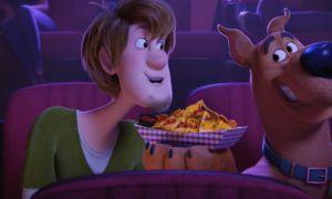 Il ritorno d Scooby-Doo, Black Adam sfida Avatar