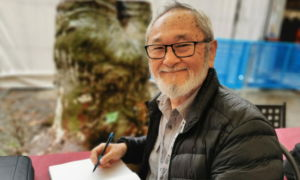 Stan Sakai: a ronin at the court of the American comic