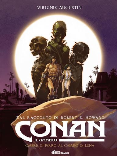 Arriva il sesto volume francese delle avventure di Conan