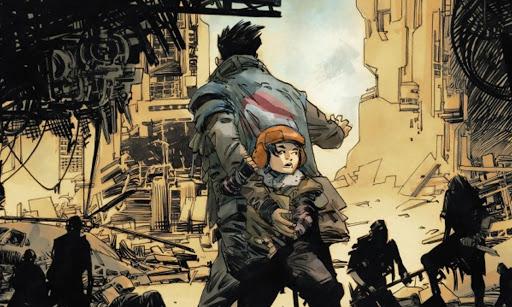"""""""Il Muro"""" è il nuovo fumetto di Mario Alberti per Edizioni Star Comics"""