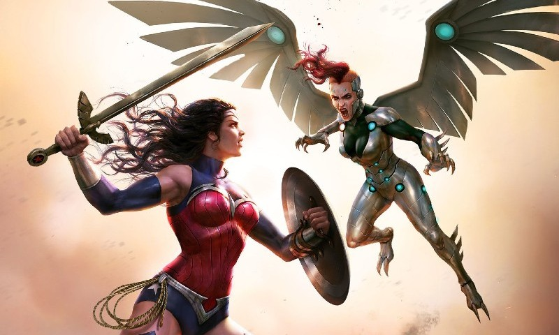 Wonder Woman: Bloodlines, l'Amazzone DC torna in azione